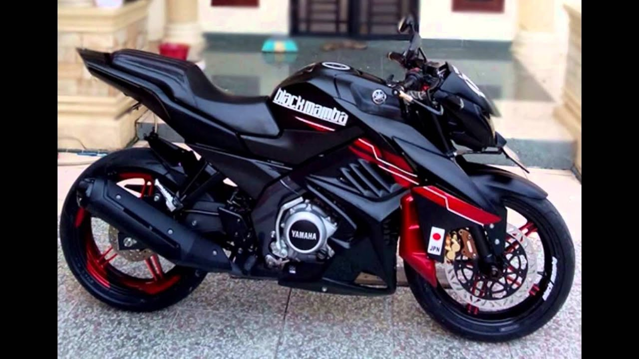 95 Gambar Modifikasi Yamaha Vixion Advance Hitam