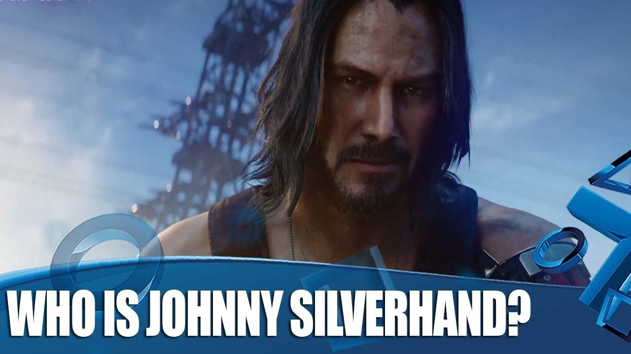 Cyberpunk 2077 - 5 Dinge, die Sie über Johnny Silverhand (Keanu Reeves) wissen müssen + video
