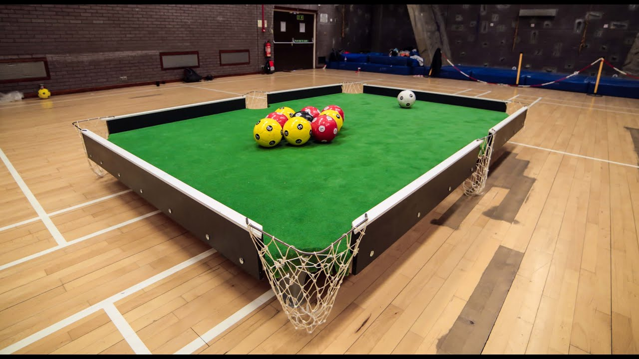 Charmant Unbelievable Tricks, Skills, And FootPool Shots   YouTube