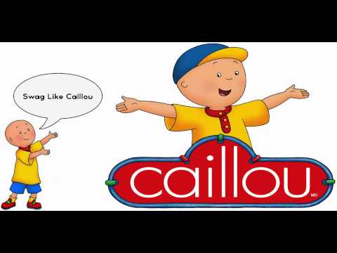 Swag Like Caillou