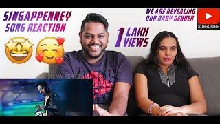 Singappenney Song Reaction | Malaysian Indian Couple | Bigil | Thalapathy Vijay | AR Rahman