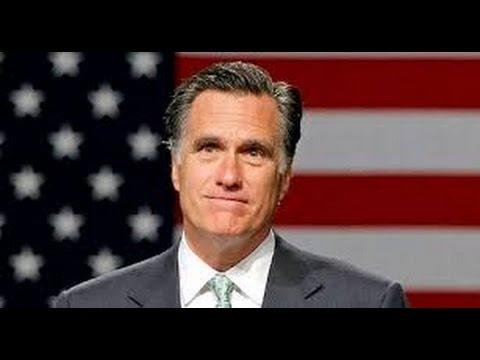 MITT ROMNEY SPEECH on presidential race