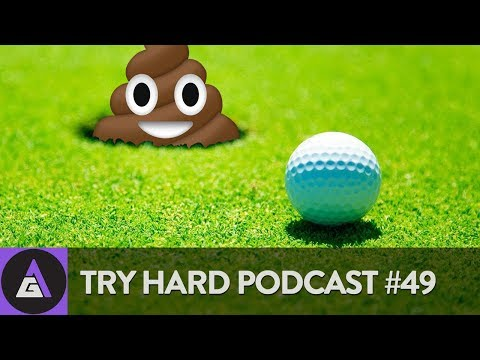 PARKER IS A HORRIBLE PERSON - Try Hard Podcast #49