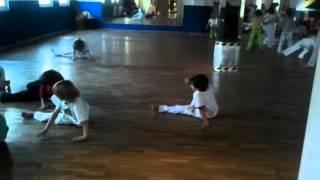 capoeira - первые уроки