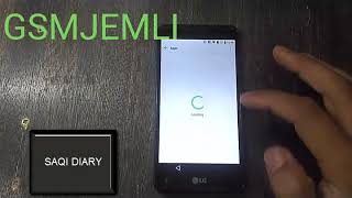 Frp google verification account bypass for lg stylo 3 plus