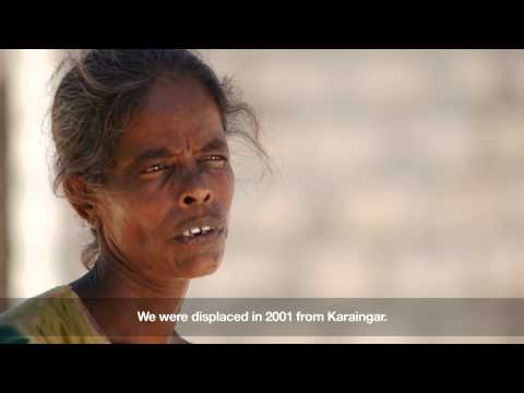 World Disasters Report, Forced migration - Testimony (1/3)