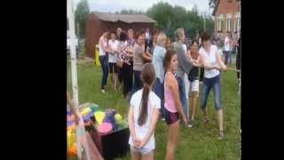 Dzień Dziecka 2014 Gajewo Zabudownia, gmina Nowe
