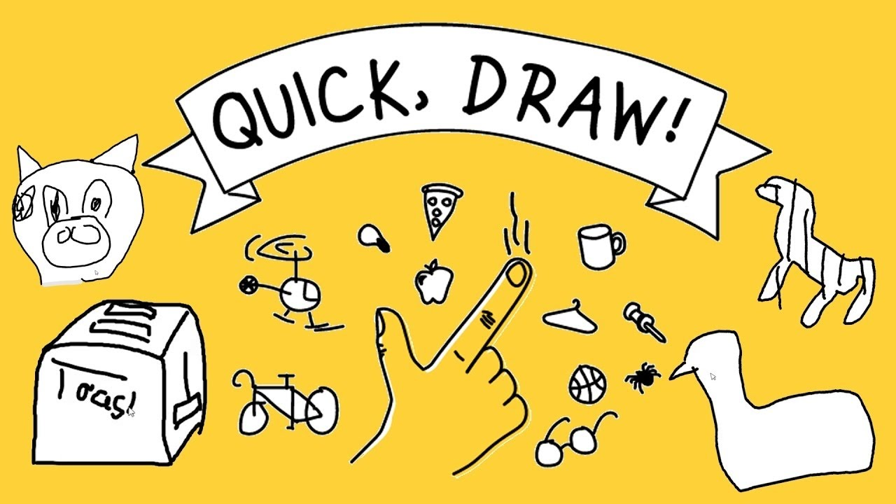 Quick Draw How To Be The Best Artist Ever Quick Draw Part 2