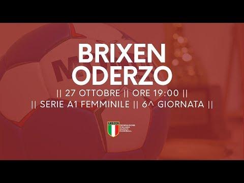Serie A1F [6^]: Brixen - Oderzo 27-23