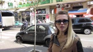 видео Шоппинг в Неаполе