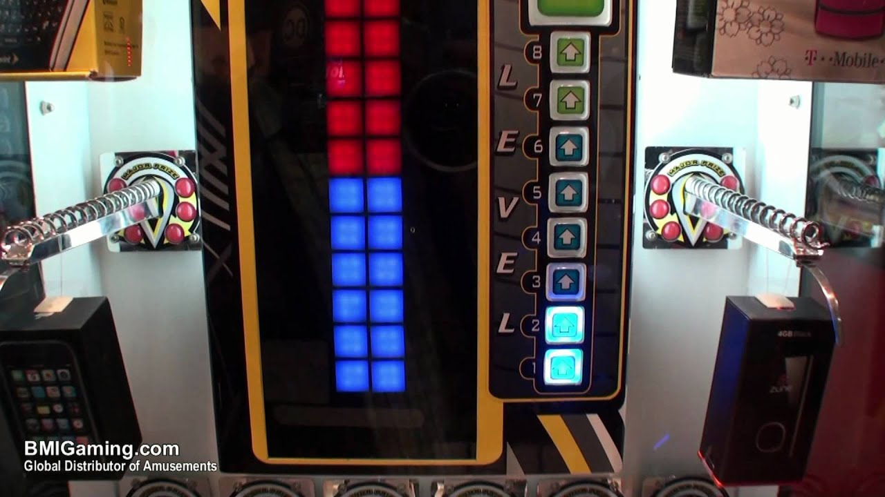Stacker game online for prizes