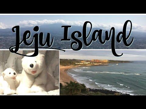 Fulbright ETA Spring Conference 2017 - Jeju Island, Halla Mtn, Teddy Bear Museum!