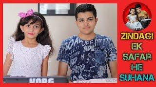 Zindagi Ek Safar Hai Suhana   Andaz   Instrumental   Charmy & Prince