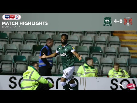 Plymouth Argyle v Leyton Orient highlights