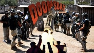 """doomsday"" At Airsoft Fortress 2"