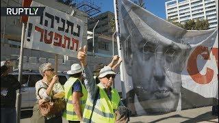 В Израиле прошли протестов «жёлтых жилетов»