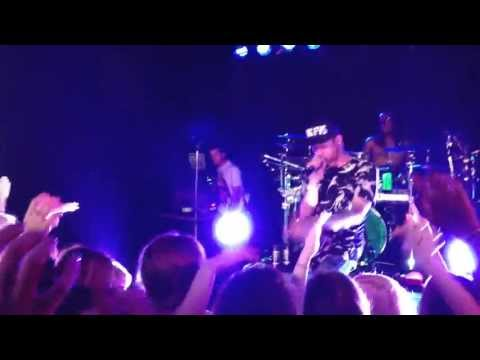 T. Mills Performing BRAND NEW SONG