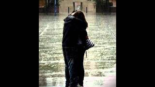 Rain it pours and its dancing in my soul now - I hate love stories