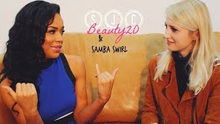 Sarah-Jane Crawford, Beauty20 Awards & Samba Swirl