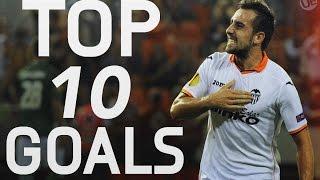 PACO ALCACER ● Top 10 Goals ● HD