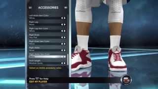NBA 2K12 - How To Make Rahmel Hicks + Thanks For 500 SUBS !