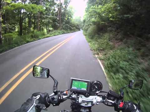 road closed + mine road