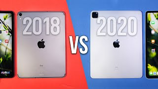 2018 iPad Pro vs 2020 iPad Pro: REAL WORLD Comparison!