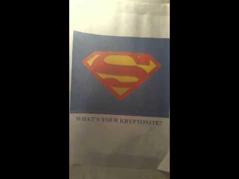 #MenArmedForBattle #MenScope- What's Your Kryptonite?