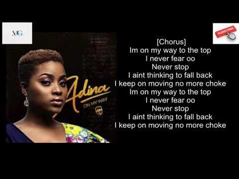 Download Adina - On My Way Lyrics