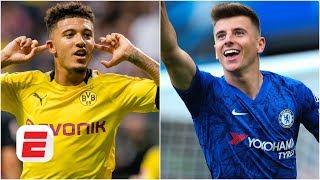 Jadon Sancho, Joao Felix or Mason Mount: Who will be the 'Golden Boy'? | ESPN FC