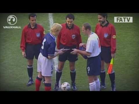 Shearer, Southgate and Hendry remember England v Scotland Euro 2000 play-off in 1999