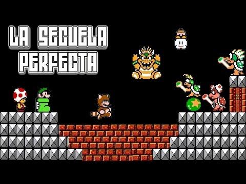 Super Mario Bros. 3: La Secuela Perfecta - Pepe el Mago