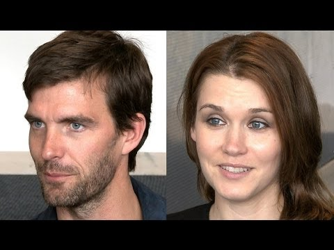 Haven Emily Rose & Lucas Bryant Interview