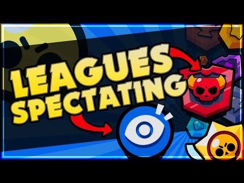 LEAGUES and SPECTATE! Brawl Stars Sneak Peek May Update