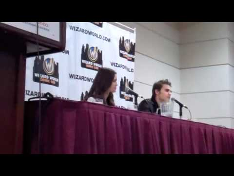 Paul Wesley and Torrey DeVitto Talk THE VAMPIRE DIARIES, PRETTY LITTLE LIARS & More!