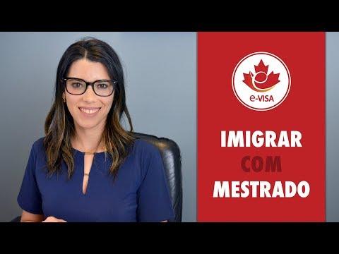 MESTRADO NO CANADÁ