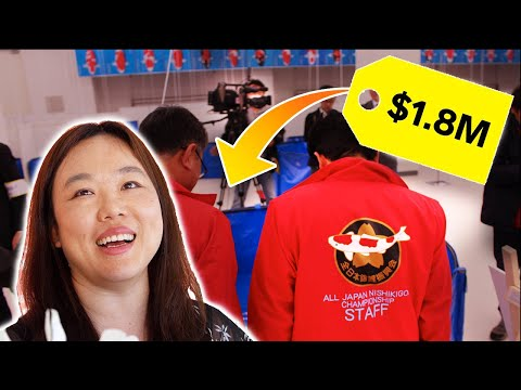 Why She Bought The Most EXPENSIVE Koi Fish Ever | Why So Expensive?