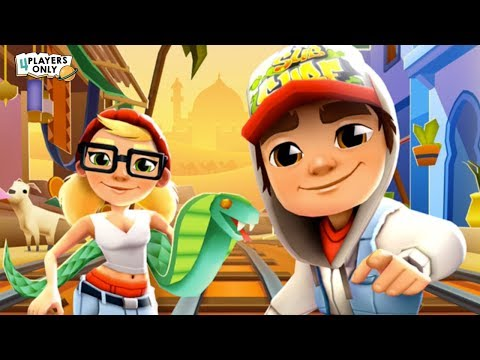 Subway Surfers | Explore sandy deserts in colorful Marrakesh! By Kiloo |