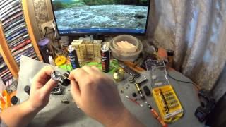 Как правильно смазать рыболовную катушку