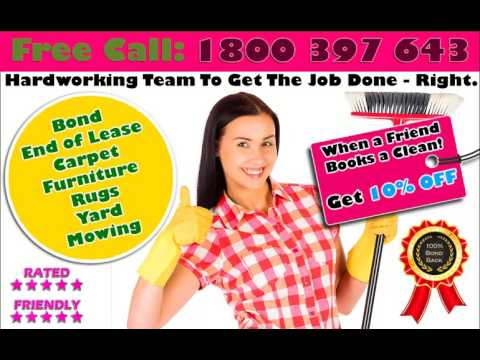 Bond Cleaning Brisbane | Brisbane Bond Cleaners