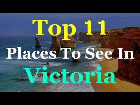 Victoria - Australia Top 11 Tourist Attractions