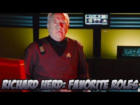 Richard Herd - Favorite Roles