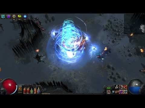 Poe Build Cyclone Coc