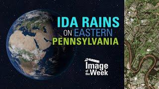 Ida Rains on Eastern Pennsylvania