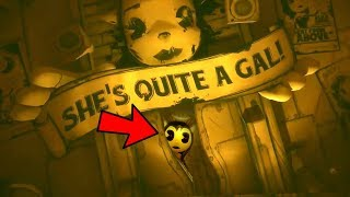 CHAPTER 3 IS READY! ALICE ANGEL ROOM | Bendy And The Ink Machine Chapter 3 (reaction)