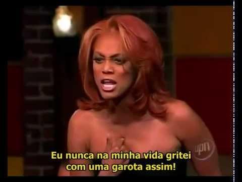 Tyra Banks X Tiffany Richardson - Legendado