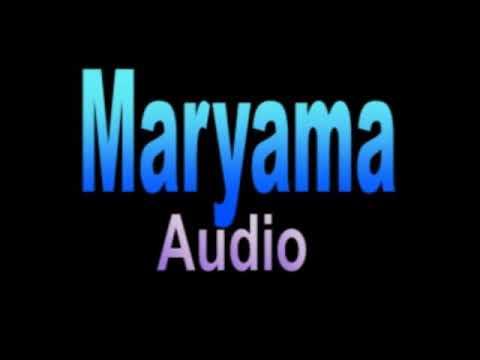 Download Maryama new Hausa song official audio by  Aliyu dangwal