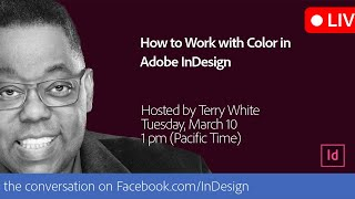 How to Work with Color in InDesign