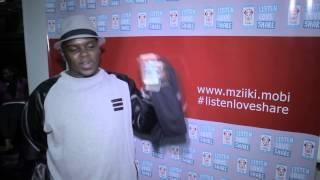 Nonini talks about Mziiki   #ListenLoveShare