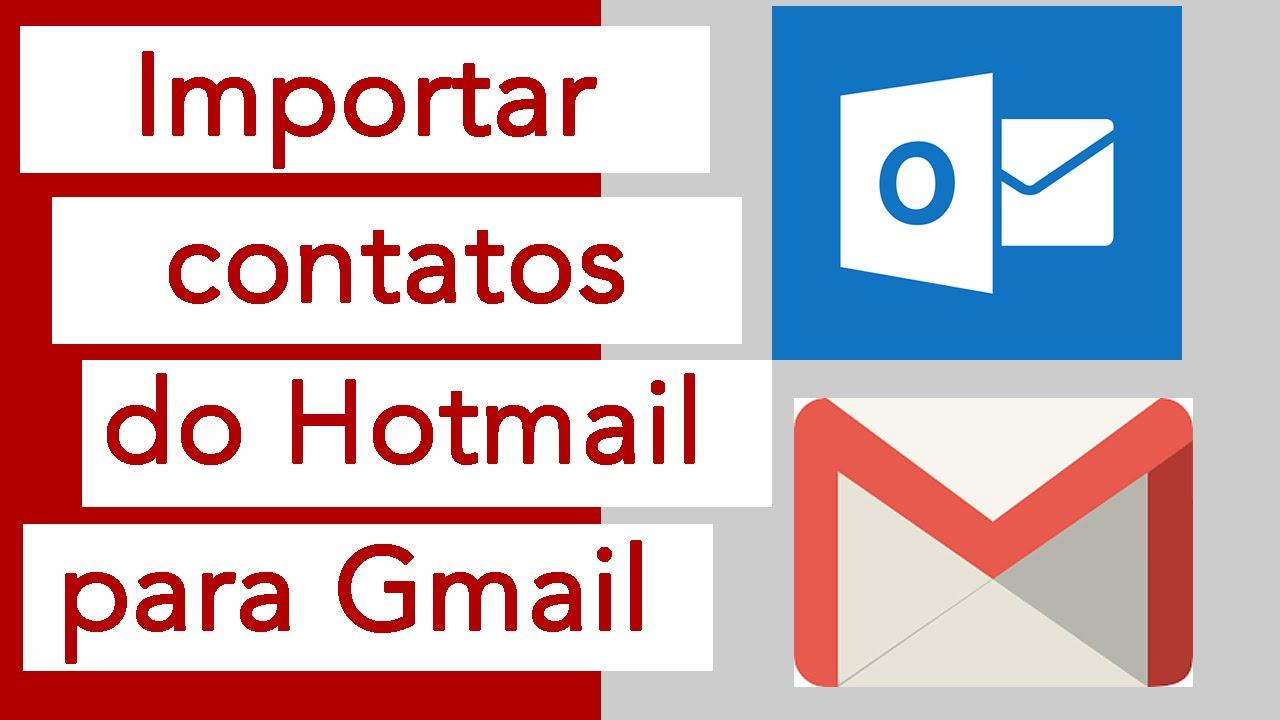 Aprende a importar tu cuenta de Outlook a Gmail - SoyTecno